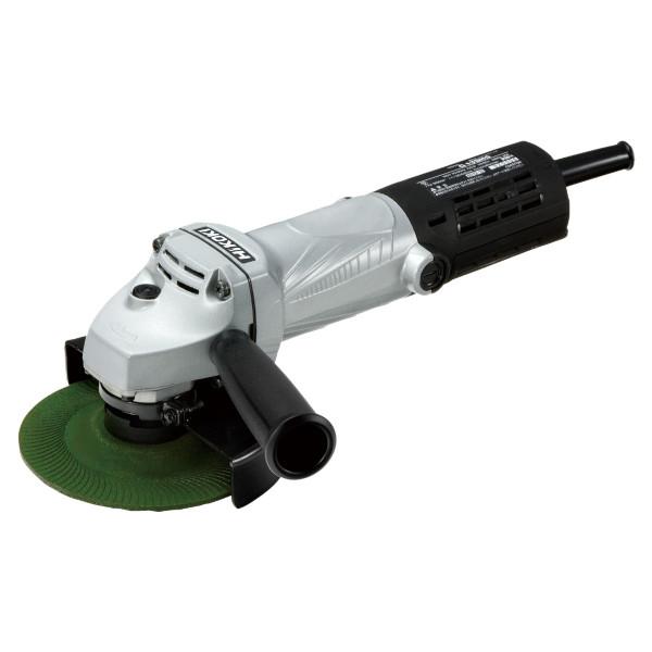 【送料無料】HiKOKI・日立工機 ディスクグラインダ3P可倒式プラグ付 G13SH5(E)