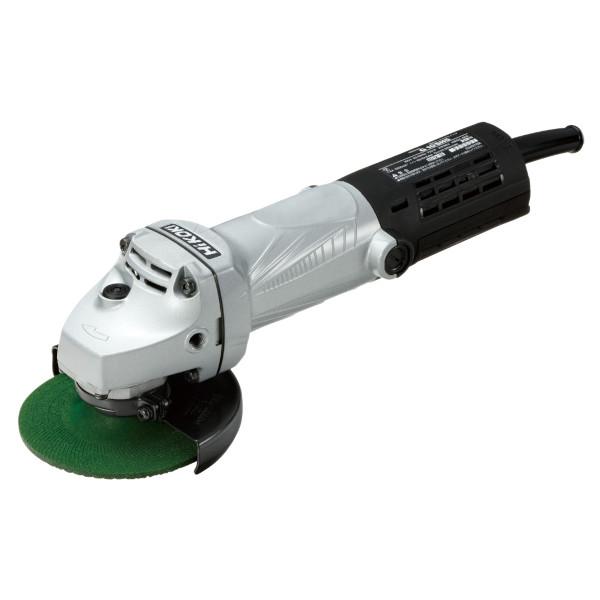 【送料無料】HiKOKI・日立工機 ディスクグラインダ 100V G10SH5(SS)