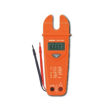 Jefcom・ジェフコム/DENSAN・デンサン マルチオートクランプメーター U字型 CPAT-1000