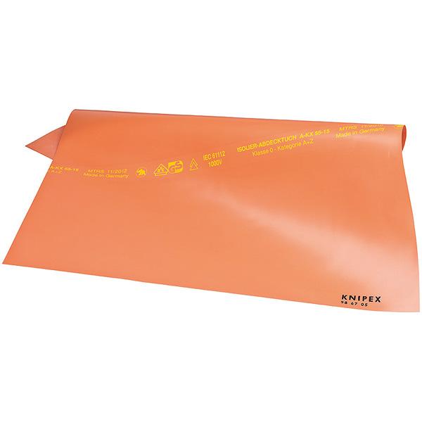 KNIPEX・クニペックス 絶縁シート1000V500x500mm 986705