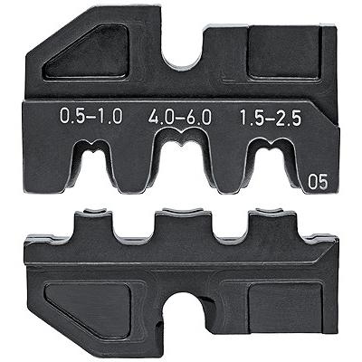 【送料無料】KNIPEX・クニペックス 圧着ダイス9743-200用 9749-05