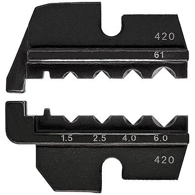 【送料無料】KNIPEX・クニペックス 圧着ダイス9743-200用 9749-61