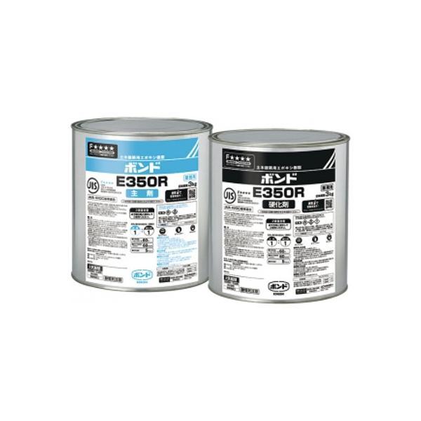 コニシ ボンドE350R6kgセット 缶#46047