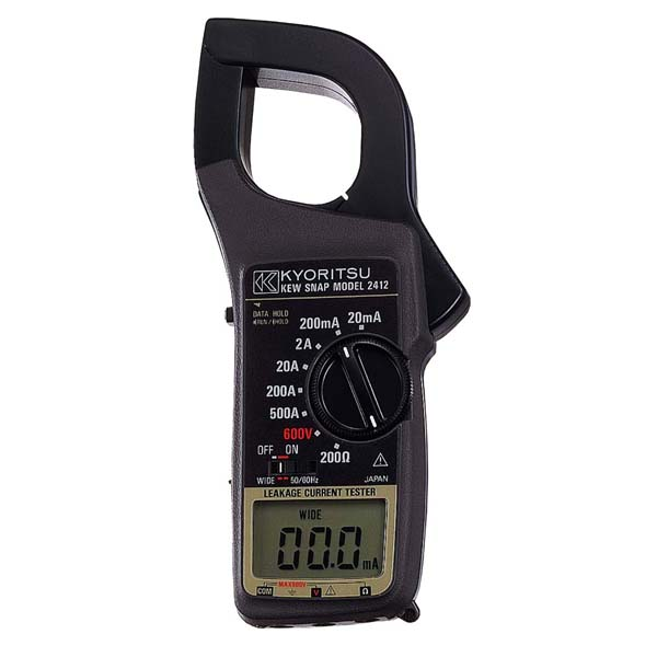 KYORITSU/共立電気計器 リーククランプメータ 2421キュースナップ