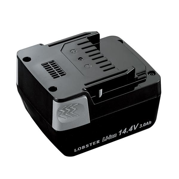 【送料無料】LOBSTER・エビ印/ロブテックス 電池パック BPL14
