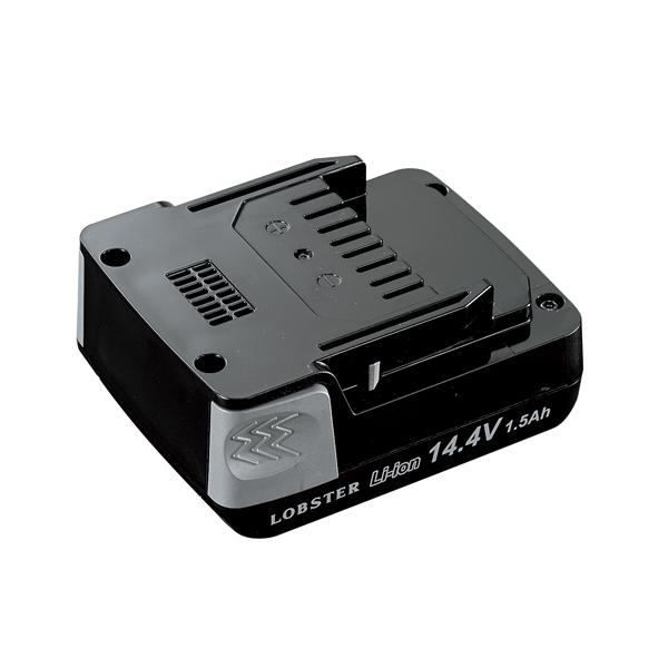 【送料無料】LOBSTER・エビ印/ロブテックス 電池パック BPL1415