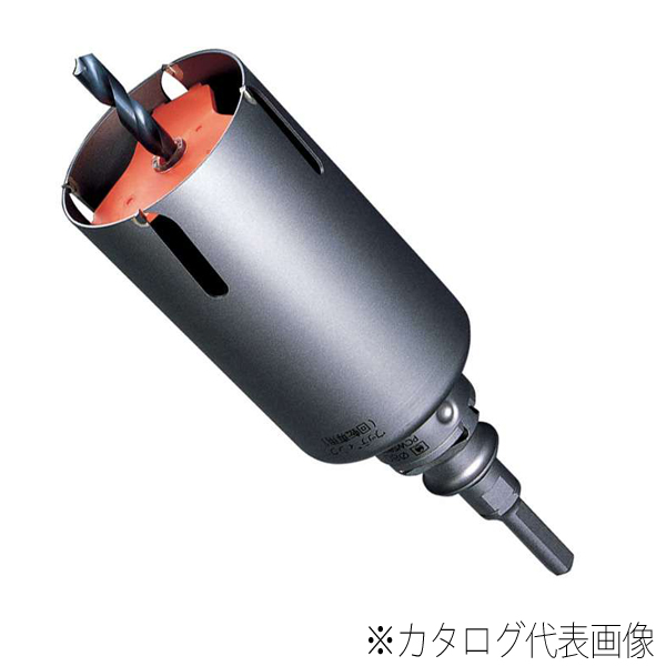 【送料無料】ミヤナガ ポリクリックシリーズウッディングコアドリルセット ストレートシャンク 刃先径90mm 有効長130mm PCWS90