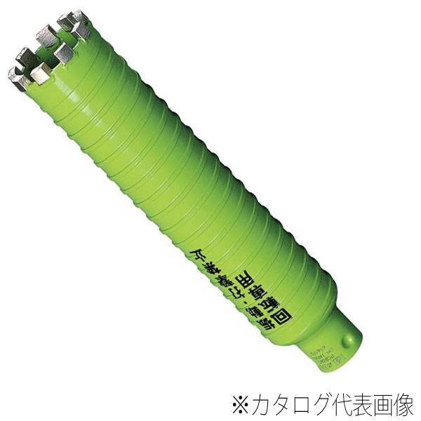 【送料無料】ミヤナガ ポリクリックシリーズ乾式ブロック用ドライモンドコアドリルカッター 刃先径80mm PCB75C