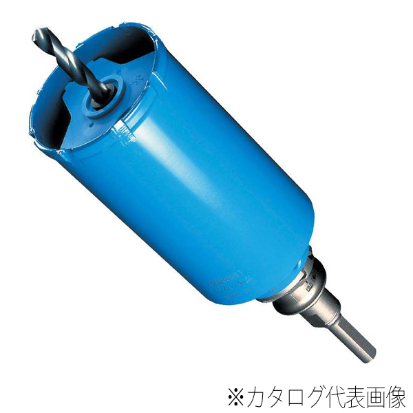【送料無料】ミヤナガ ポリクリックシリーズガルバウッドコアドリルセット SDSシャンク 刃先径150mm PCGW150R