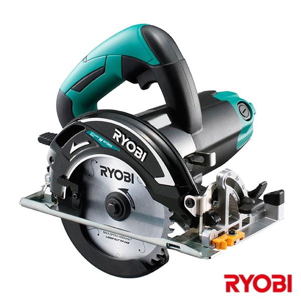 【送料無料】RYOBI・リョービ 電子内装丸ノコ W-470ED【4940571】