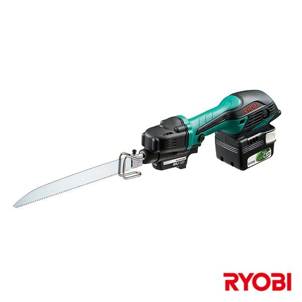 【送料無料】リョービ充電式小型レシプロソーBRJ-120
