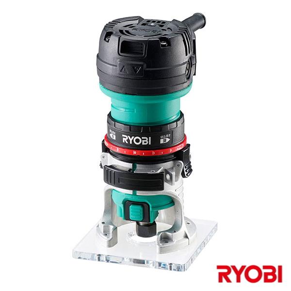 【送料無料】RYOBI・リョービ トリマ TRE-60V