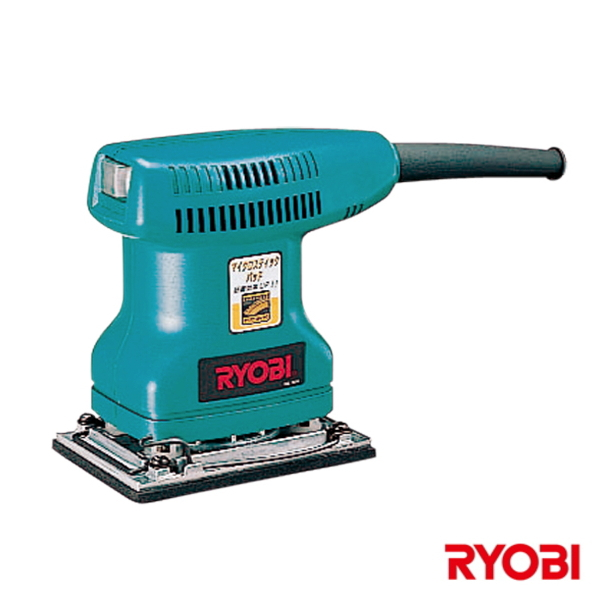 RYOBI・リョービミニサンダー マイクロスティック クランプ式可能S-550M【2388405】