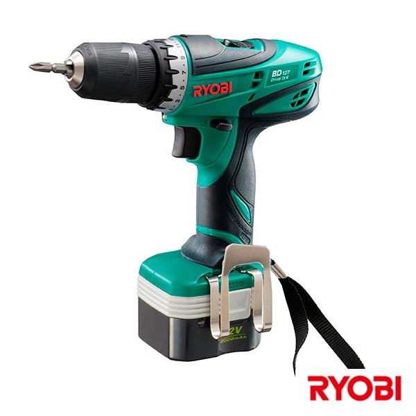 【送料無料】RYOBI・リョービ充電式ドライバドリル 12VBD-127【3543277】