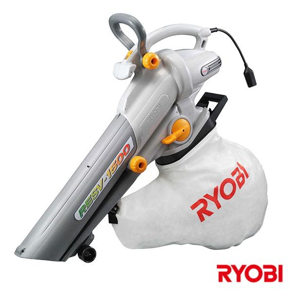 【送料無料】RYOBI・リョービブロワーバキュームRESV-1500【3799271】