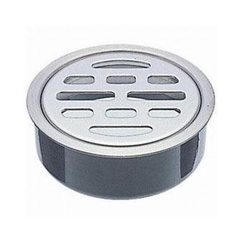 【送料無料】三栄水栓製作所/SANEIステンレス目皿H417B-150