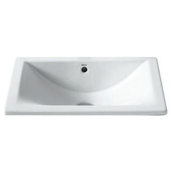 【送料無料】三栄水栓製作所/SANEI洗面器SR327114-W