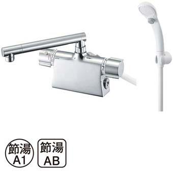 【送料無料】三栄水栓製作所/SANEIサーモデッキシャワー混合栓SK7850DT2