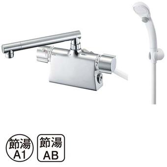 【送料無料】三栄水栓製作所/SANEIサーモデッキシャワー混合栓SK78501DT2K