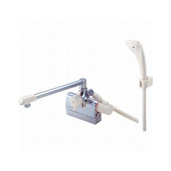 【送料無料】三栄水栓製作所/SANEIサーモデッキシャワー混合栓SK7800D
