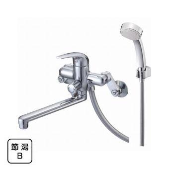 【送料無料】三栄水栓製作所/SANEIシングルシャワー混合栓SK170S9K