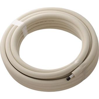 【送料無料】三栄水栓製作所/SANEI保温材付アルミ複合架橋ポリエチレン管T102-2Y-10AX25-10