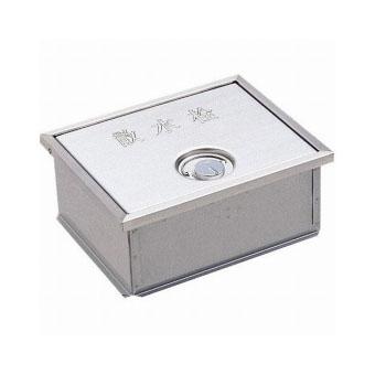 【受注生産品】【送料無料】 三栄水栓製作所/SANEI カギ付散水栓ボックス R81-6