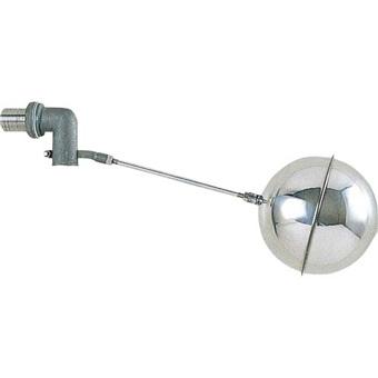 三栄水栓製作所/SANEI横形ステンレスボールタップ V435-20