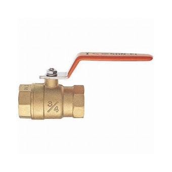 【送料無料】三栄水栓製作所/SANEIボールバルブT型 呼び:100V650-100