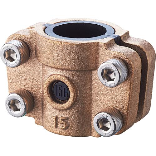 【受注生産品】 SANEI・三栄水栓製作所 配管補修用バンド D60-40A