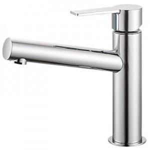 【送料無料】三栄水栓製作所/SANEIシングルワンホール洗面混合栓K4750NK-13