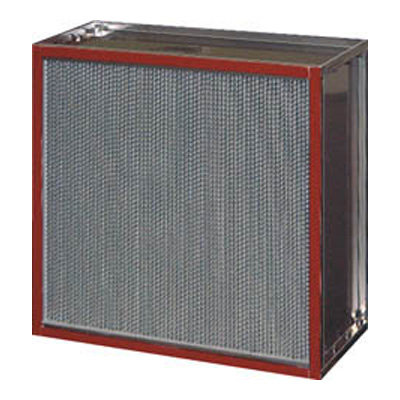 日本無機耐熱180度中性能フィルタ610×610×290ASTCE5660ES4