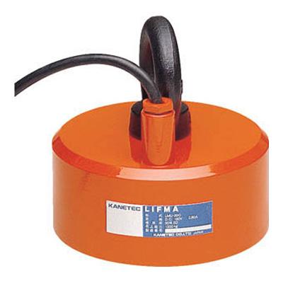 【送料無料】カネテック小型電磁リフマLMU20D【3808432】