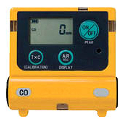 【送料無料】 新コスモス装着型硫化水素検知器XS2200【3380700】