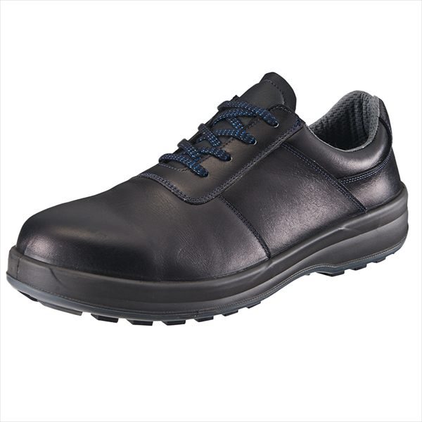 SIMON・シモン 安全靴 短靴 8511黒 25.0cm1702980