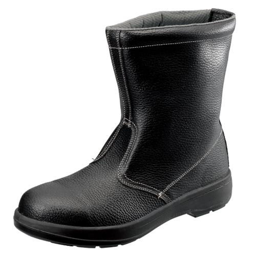 SIMON・シモン 安全靴 半長靴 AW44 23.5cm 1000060
