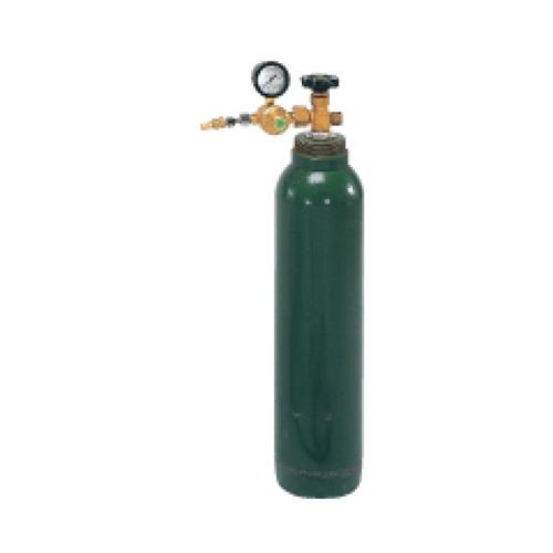 【送料無料】 TASCO・イチネンタスコ 炭酸ガスボンベ 5Kg 容器のみ TA801G