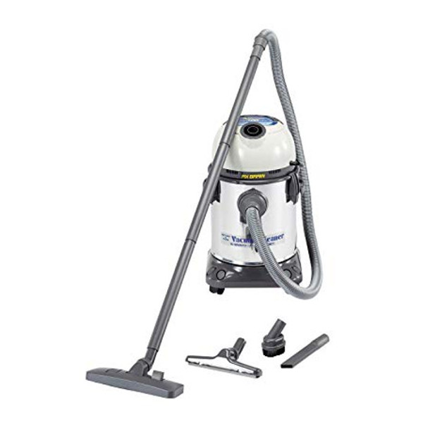【送料無料】 TASCO・イチネンタスコ 掃除機 乾湿両用・静音型 TA613F