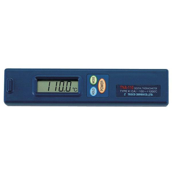 【送料無料】 TASCO・イチネンタスコ デジタル温度計表示器-99.9~1200℃ TA410-110