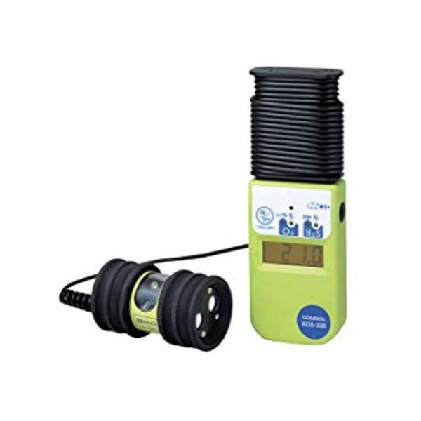 【送料無料】 TASCO・イチネンタスコ 酸素硫化水素濃度計 TA470XE 【代引不可】