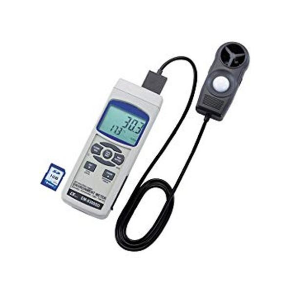 【送料無料】 TASCO・イチネンタスコ マルチ環境測定器 TA413MZ