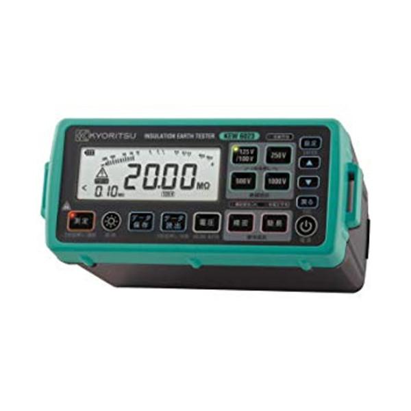 【送料無料】 TASCO・イチネンタスコ デジタル絶縁・接地抵抗計 メモリ機能付 TA454KM