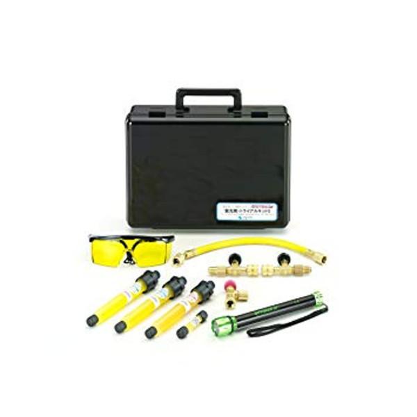 【送料無料】 TASCO・イチネンタスコ 蛍光剤トライアルキット5 TA434ES-5