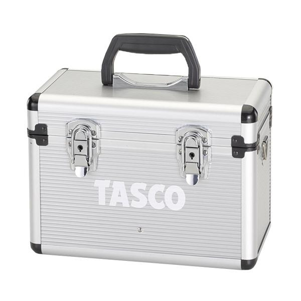 タスコ アルミ製真空ポンプケース TA150SV TA150SW用TA150CS-21 あす楽対応 送料無料 TASCO 買い物 真空ポンプ 空調工具 TA150CS-21 TA150SW用 割引 イチネンタスコ エアコン