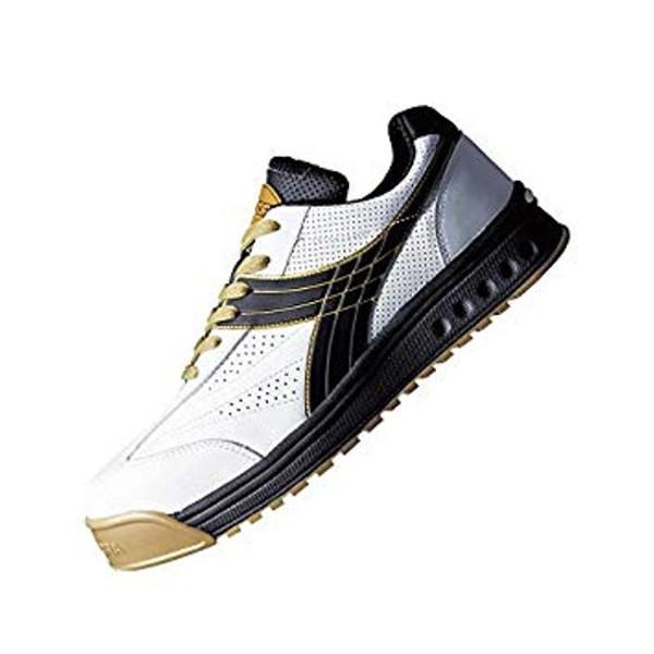 TASCO・イチネンタスコ 安全作業靴 白・黒 TA963CW-26.5