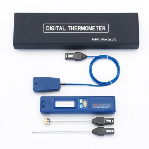 【送料無料】 TASCO・イチネンタスコ デジタル温度計 高温表面・内部 TA410AG