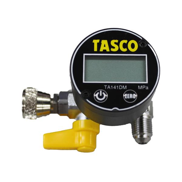 タスコ 高級 デジタルミニ真空ゲージキット 国内在庫 TA142MD 数量限定特価 送料無料 TASCO イチネンタスコ