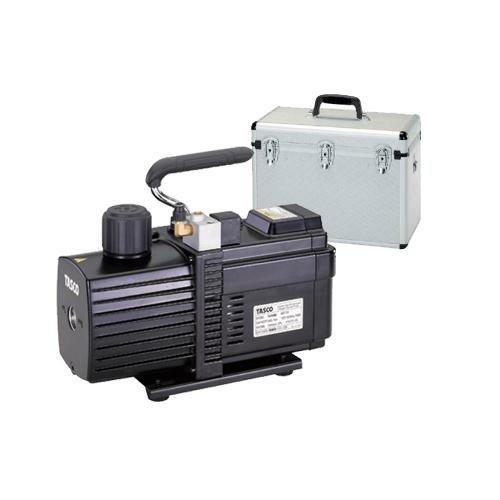 【送料無料】TASCO・イチネンタスコ インバーター式真空ポンプ ケース付 TA150GL-B