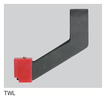 【送料無料】TONE/前田金属工業 レバー式反力受 TWL