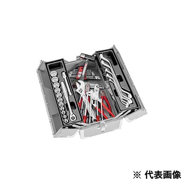 【送料無料】TONE/前田金属工業 ツールセット シルバー TSS460SV